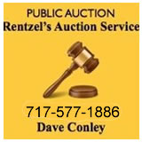 Auctioneer in York & York County